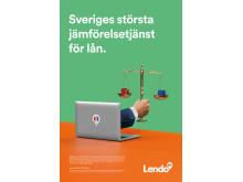 Sveriges största jämförelsetjänst för lån