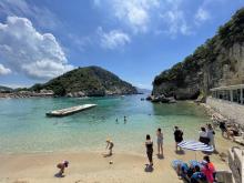 Inforeise Korfu 21 Badebucht