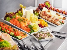 Scandlines Buffet all inclusive