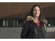 Åsa Erlandsson, pristagare till Stora Journalistpriset 2017