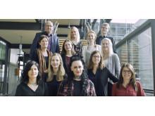 oncgnostics-Team mit Myriam von M