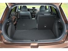 Nye Hyundai i20 (bagasjerom)