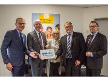 Hörregion Hannover ehrt Cochlear für regionales Engagement