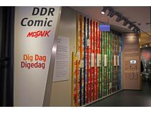 """Ausstellung """"Did Dag Digedag"""" zu den Mosaik Comics im Zeitgeschichtlichen Forum"""