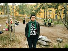 Anna Fiske i barnehagen Foto Åsmund Holien Mo Cappelen Damm.jpg