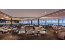 MS Fram - refurbished Explorer Lounge & Bar
