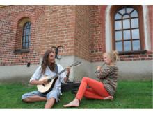 Sommarmusik 2014 – Gabriel och Säde