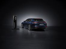 Nya Porsche Panamera 4S E-Hybrid Sport Turismo