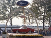 NY Worlds Fair Mustang