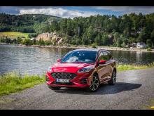 Ford Kuga Norge 2020