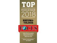 Top Mediziner Siegel Rheumatologie, Dr. med. Brigitte Krummel-Lorenz
