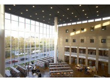 Paneldebatt på Stadsbiblioteket i Malmö: Biblioteksstriden – vad ska det moderna biblioteket vara?