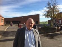 Søren Jørgensen er ny leder af Kilden Børne- og Ungdomsunivers