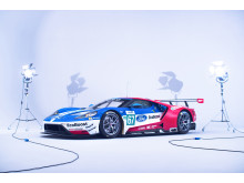 Ford GT in the spotlight