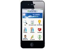 Mobil app fra Apotek 1