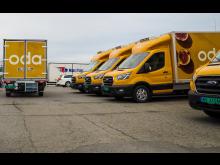 Oda kjøper Ford Transit 2T 2021