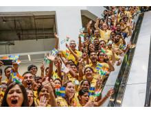 IKEA Indien öppningsdag