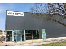 Wästbygg AB uppför en Coop-butik i Motala för NREP.