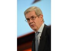 Phlippe Varin, avågende ordförande Management Board PSA Peugeot Citroën