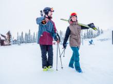 Ski Test Weekend Vemdalen 2016