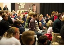 Föreläsning på Nordic Outdoor 2013