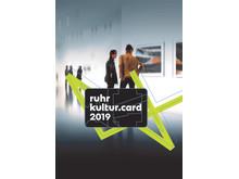 RuhrKultur.Card Werbemotiv Museen