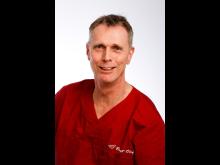 Bengt-Olof Idmyr, tandläkare och verksamhetschef på PTJ Dental Mjölby.