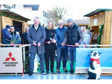 Eröffnung Friedberger Eisbahn