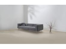 Avignon sofa designed by Christophe Pillet