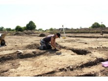 Arkæologisk udgravning Vindinge (2)