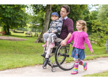 Försäkringskassan: funktionsnedsatt förälder