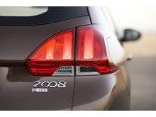 Upplev den nya crossovern Peugeot 2008