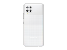 Galaxy A42 5G_White_Back