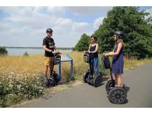Naturlehrpfad am Grabschützer See - Segway-Tour mit Stadtstromer