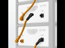 Stik til energilagringssystemer