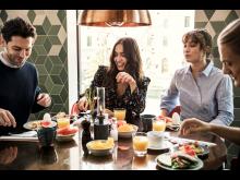Frukost ingår i Scandics studentboende.jpg