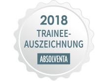 ABSOLVENTA Trainee-Auszeichnung 2018