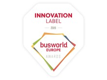 Innovation Label Winner Busworld 2019