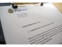 Samverkansavtal Polisen – Gällivare kommun