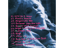 Miley Cyrus - Plastic Hearts tracklist
