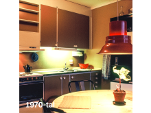 Kök 1970-tal från Tidstypiska kök och bad 1880–2000