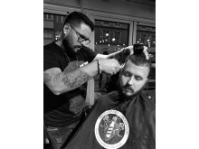 Yudiel Arteaga, Barber & Babes, Uppsala