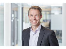 Mikael Flink, direktör Hållbarhet och Utveckling