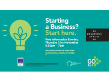 Mid and East Antrim Borough Council to host Open Evenings for new business start-ups