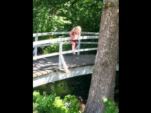 Saltå flicka bro