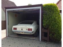 Garagenfund auf der Retro Classics