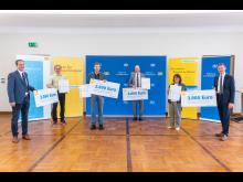 Preisverleihung BEP Niederbayern
