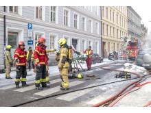 Illustrasjonsbilde, Brann- og redningsetaten