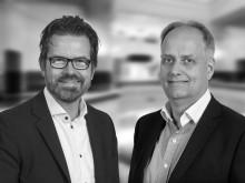 Mikael Andersson och Per Wange.