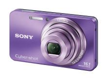 Cyber-shot DSC-W570 von Sony_Violett_05